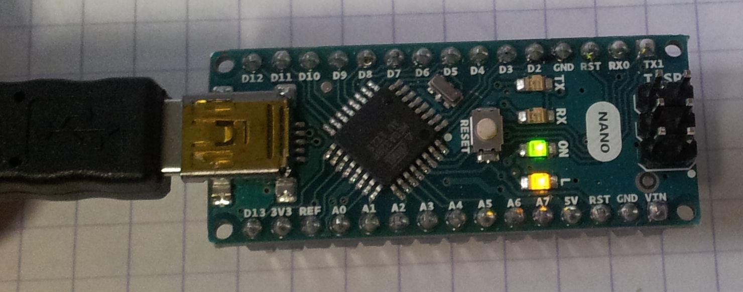 Nano board changes